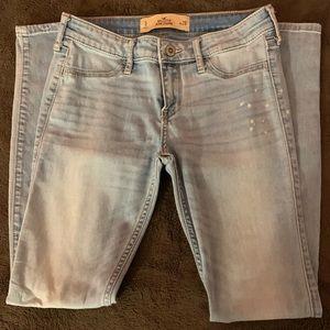 Women's hollister jeans size 3